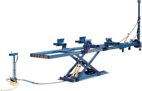 Titan Frame Machine