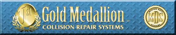 Gold Medallion Collision Repair Services